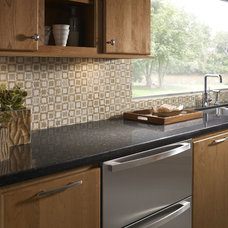 Traditional Tile by Global Granite & Marble