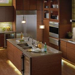 Cabinet Lighting - Kichler Design Pro LED Kitchen Lighting