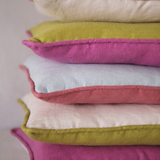 Traditional Decorative Pillows by Rosenberry Rooms