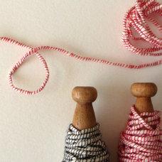 Contemporary Holiday Decorations by Angela Liguori