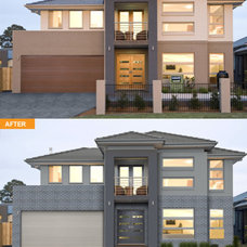Contemporary  by New Home Visuals