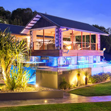 Contemporary Swimming Pools And Spas Draper