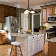 Kitchen Cabinetry by Let's Face It