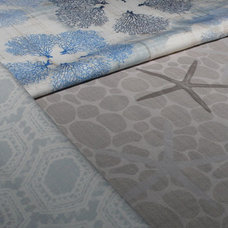 Contemporary Outdoor Fabric by Katerina Tana Design