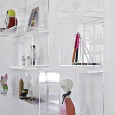Modern Display And Wall Shelves  by La Fabrika