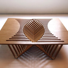Modern Coffee Tables by Robert van Embricqs