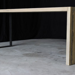 industrial modern entry table - from $1145