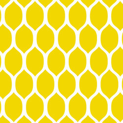 Stencil Ease - Lemonesque Wall Painting Stencil - This Lemonesque is sure to add a pop of color for any room, design project or diy project. You can add texture and shape to just about anywhere in your home.