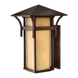 Hinkley - Hinkley Harbor One Light Anchor Bronze Wall Lantern - 2579AR-LED - This One Light Wall Lantern is part of the Harbor Collection and has an Anchor Bronze Finish. It is Outdoor Capable.