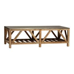 Clifton Coffee Table - Clifton Coffee Table
