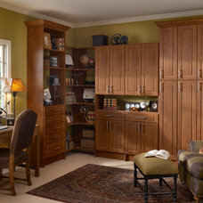 Traditional Home Office by ClosetMaid