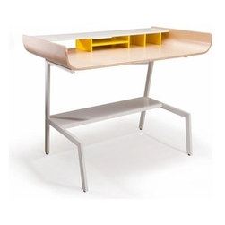 Offi - Offi | Half Pipe Desk - Design by Eric Pfeiffer.