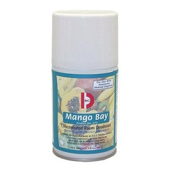 BIG D INDUSTRIES - CONCENTRATED ROOM DEODORNT 12/7OZ MANGO BAY - CAT: Odor Control Deodorizers Liquid Deodorants