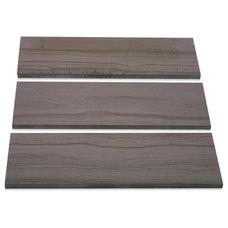 ATHENS GRAY 4x12 MARBLE TILE - shop glass tiles at glasstilestore.com