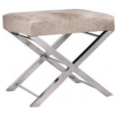 Contemporary Vanity Stools And Benches by Clayton Gray Home