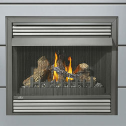 WOLF STEEL LTD (CORE) - GVF36P Napoleon Vent-Free Gas Fireplace, Zero Clearance, LP - GVF36P Napoleon Vent-Free Gas Fireplace, Zero Clearance, LP