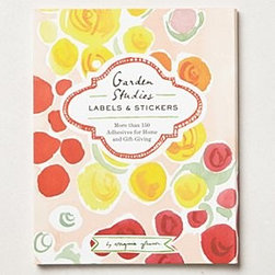 """Rifle Paper Co. - Botanicals Labels & Stickers - 30 sheetsPaper7""""H, 5.5""""WImported"""