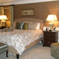 Bedroom by Laura Potter Designs