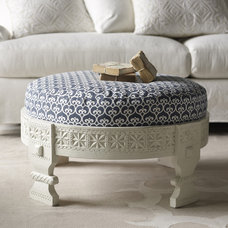 Footstools And Ottomans by Serena & Lily