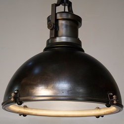 irwin pendant - view this item on our website for more information + purchasing availability: http://redinfred.com/shop/category/detail/lighting/irwin-pendant/