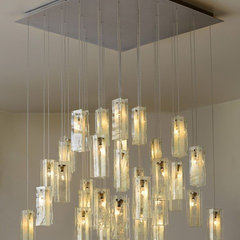 contemporary chandeliers by Shak&uacute;ff