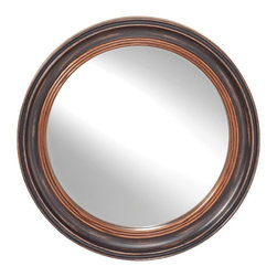 Murray Feiss - Murray Feiss Traditional Round Mirror X-KBD3911RM - Murray Feiss Traditional Round Mirror X-KBD3911RM