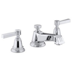 traditional bathroom faucets by Kohler