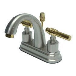 Shop Two Tone Bathroom Faucets On Houzz