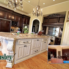 kitchen by Housley Enterprises
