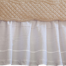 Traditional Bedskirts by Taylor Linens