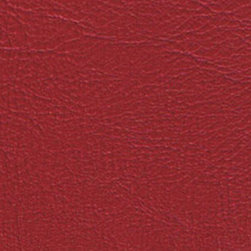 Euro Leather - Euro Leather Dreamer Cranberry Leather - This leather has a lot of great color options and has been corrected to provide a consistent look free of natural markings. It has a protective finish and a soft hand. It is also a thicker leather, giving it a sturdy, yet smooth feel.Note: sold per sqft.