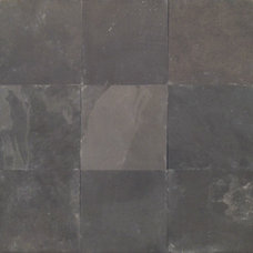 contemporary floor tiles by Global Granite & Marble