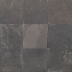 contemporary floor tiles by Global Granite &amp; Marble