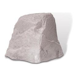"""Dekorra - Fake Rock Well Cover - Model 102, Fieldstone - 27""""L x 21""""W x 25""""H, 8 lbs"""