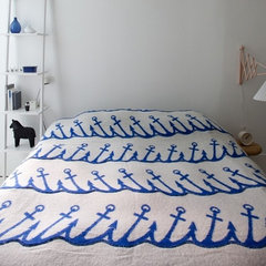 eclectic bedding by Mj&ouml;lk