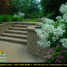 "Modern Patio by Deck and Patio Company ""Outdoor Living Experts"""
