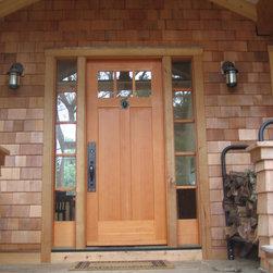 Craftsmen Doors -