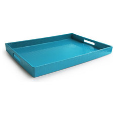 Contemporary Serving Dishes And Platters by Jay Import