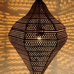 Moroccan Pendant Light Stunning Metal Moroccan Style