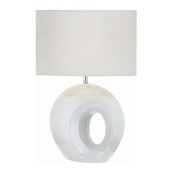 Lite Source Oh 2-Light Table Lamp - About Lite SourceLite Source is headquartered in California and manufactures a beautiful selection of high-quality accent lamps, ceiling lighting, wall lighting, exterior lighting, and home accessories. A purchase from Lite Source will be a long-lasting addition to any decor.Manufacturer's WarrantyThis item includes a 1-year limited manufacturer's warranty.