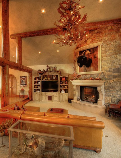 Indoor Fireplaces by Realm of Design