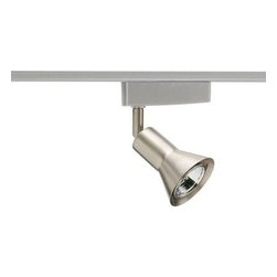 Juno - Juno Low-Voltage Flare with Transfer Satin Chrome Track Lighting R709SC - Shop for Lighting & Fans at The Home Depot. The Juno Trac-Lites Low-Voltage Flare Track Light offers a contemporary shape. It provides exceptional task and accent lighting when installed on the economical Juno Trac-Lites system. The satin chrome fixture includes a sleek, miniature transformer housing that minimizes the footprint and blends unobtrusively with its surroundings.