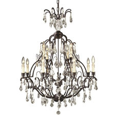 Traditional Chandeliers by LightingUniverse