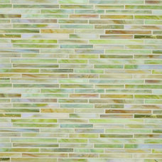 Eclectic Mosaic Tile by mary elizabeth hulsey