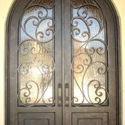 www.irondoorsnow.com - At Iron Doors NOW , we take pride in the work of our artisans. We offer custom made iron gates and iron railings to secure your home with grace and elegance at an reasonable price. Every railing and gate we make is designed and crafted to withstand years of exposure to the elements and give you the maximum security that can only be achieved with solid wrought iron.