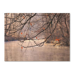 Trademark Fine Art - Philippe Sainte-Laudy 'Skylight' Canvas Art - Artist: Philippe Sainte-LaudyTitle: SkylightProduct type: Giclee,gallery wrapped