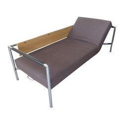 DWR Italian Daybed - $1,200 Est. Retail - $800 on Chairish.com -