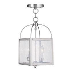 Livex Lighting - Livex Lighting 4045-91 Ceiling Light/Semi-Flush Mount Light - Livex Lighting 4045-91 Ceiling Light/Semi-Flush Mount Light