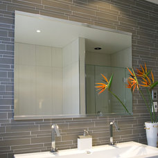 Modern Wall And Floor Tile by Island Stone