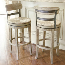 Farmhouse Bar Stools And Counter Stools by Ballard Designs